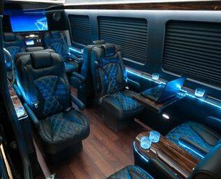 Photo of: 8 Passenger Mercedes Sprinter