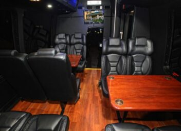 Photo of: 23 Passenger Executive Coach