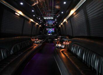 Photo of: 24 & 30 Passenger Luxury Bus